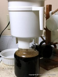 Toddy coffee cold-brew system